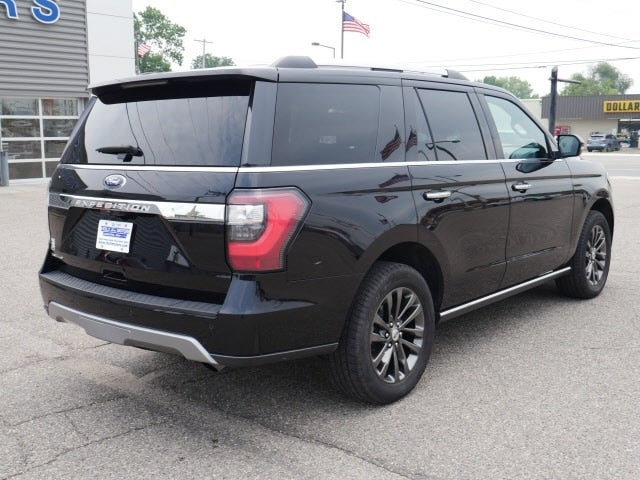Used 2020 Ford Expedition Limited with VIN 1FMJU2AT5LEA08661 for sale in Cokato, Minnesota