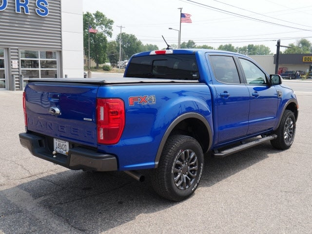 Used 2020 Ford Ranger Lariat with VIN 1FTER4FH7LLA52521 for sale in Cokato, Minnesota