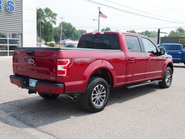 Used 2018 Ford F-150 XLT with VIN 1FTFW1EG2JFD52726 for sale in Cokato, Minnesota