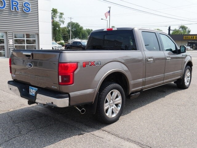 Used 2018 Ford F-150 Lariat with VIN 1FTFW1EG5JFB45179 for sale in Cokato, Minnesota