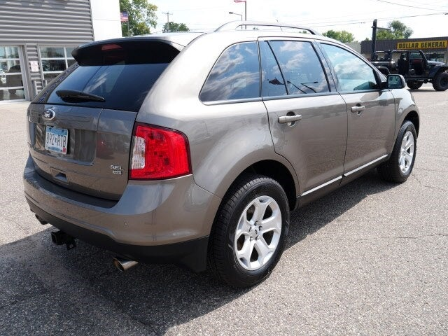 Used 2014 Ford Edge SEL with VIN 2FMDK4JC6EBA46204 for sale in Cokato, Minnesota