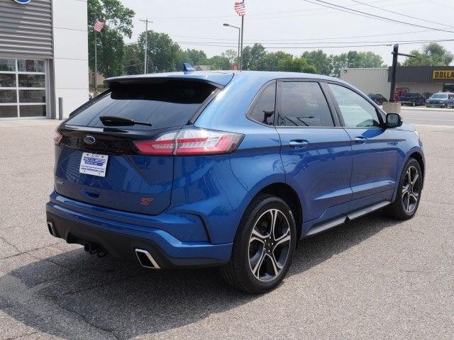 Used 2019 Ford Edge ST with VIN 2FMPK4AP0KBB98796 for sale in Cokato, Minnesota