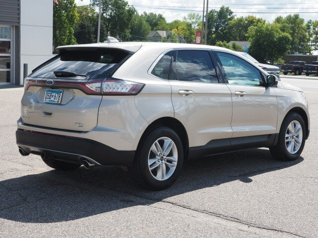 Used 2017 Ford Edge SEL with VIN 2FMPK4J88HBB27573 for sale in Cokato, Minnesota