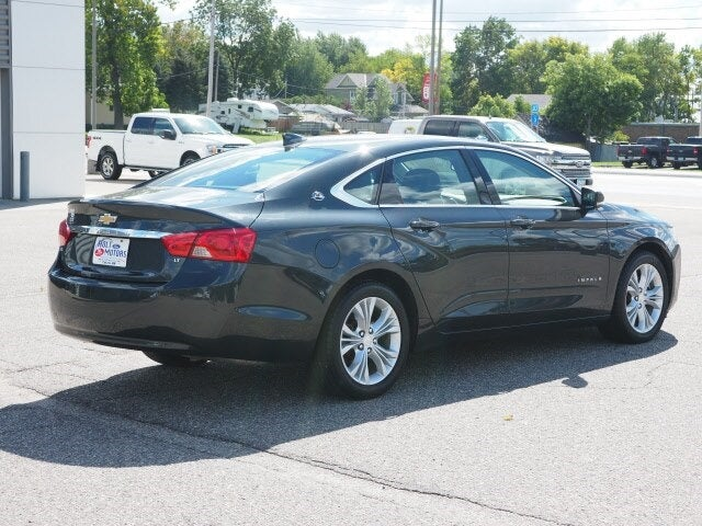 Used 2015 Chevrolet Impala 2LT with VIN 2G1125S34F9272772 for sale in Cokato, Minnesota