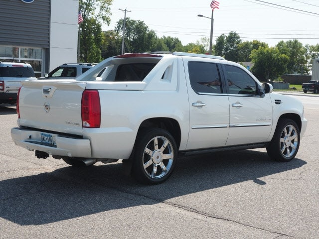 Used 2010 Cadillac Escalade EXT Premium with VIN 3GYVKNEF2AG239356 for sale in Cokato, Minnesota
